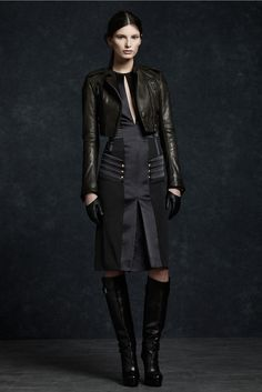 Belstaff Fall 2012 Ready-to-Wear Collection Photos - Vogue