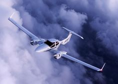 Diamond's DA42-VI -- Not your father's twin engine Jet-A burning piston airplane... :-)