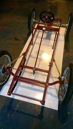 CycleKart chassis