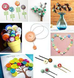ButtonLust es una web dedicada a los botones, fáciles y rápidas manualidades para hacer con ellos, decoración para el hogar y tantas y tantas creaciones con botones o inspiradas por ellos. Visto en el blog de Mamás Creativas.