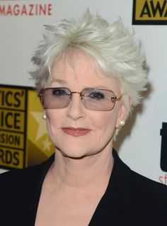 Sharon Gless - Broadcast Television Journalists Association Second Annual Critics' Choice Awards - Red Carpet