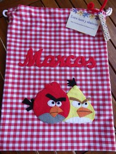 Entre lazos y abalorios : Bolsas de merienda Log Projects, Afternoon Snacks, Beading, Hair Bows, Hearts, Sewing, Crafts