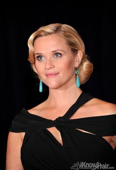 Retro Hairstyles: Reese Witherspoon