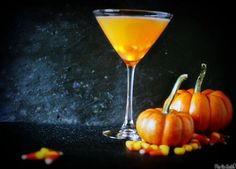 Candy Corn Cordial