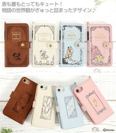 Hamee Strapya -Rare cell phone accessories from Japan at kawaii online superstore- | Rakuten Global Market: [iPhone 7 dedicated] Disney character / Style Case