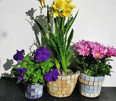 Ogród z kreatywnymi fantazjami - Joanna Wajdenfeld: Pomysły plastyczne dla każdego, DiY - Joanna Wajde...