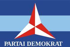 Produsen Bendera Partai DEMOKRAT. HP / WA - 0812.9647.6622