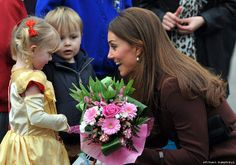 Did Princess Kate reveal the gender of the baby she's expecting?