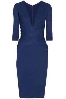 Donna Karan Modern Icons stretch-ponte dress+|+THE OUTNET