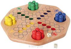 i´M Toy Ludo, 2-4 Personen,Würfelspiel ab 4 Jahren,extra große Spielfiguren | 67601 / EAN:08850714020366