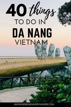 Best 12 Traveling or backpacking Vietnam? Don't miss Vietnam's coastal beach city – Da Nang! Use this list of things to do in Da Nang when planning your Vietnam travel itinerary! Da Nang, Hue Vietnam, Miss Vietnam, Danang Vietnam, Hanoi Vietnam, North Vietnam, Vietnam Travel Guide, Asia Travel, Japan Travel