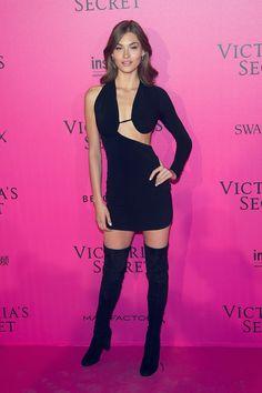 Cool Red Carpet Fashion Victoria's Secret Fashion Show 2016 Red Carpet - Grace Elizabeth.... Check more at http://24myshop.tk/my-desires/red-carpet-fashion-victorias-secret-fashion-show-2016-red-carpet-grace-elizabeth/