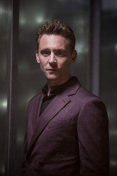 Tom Hiddleston by Greg Williams [HQ]