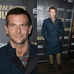 "Bradley Cooper en Tommy Hilfiger – ""American Hustle"" New York Screening 