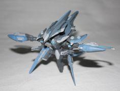 3d Printed Spectre Hovermech in landing position