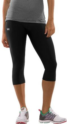 Your lightweight, low rise, super sleek, compression fit capri tights. $34.99
