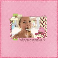 I Scream For Ice Cream Kit :: Gotta Pixel Digital Scrapbook Store