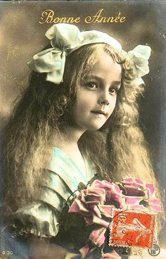 Grete with long hair