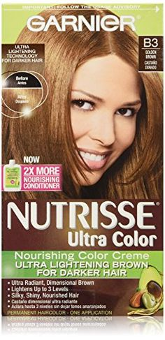Beauty Coupons: $2 Off Garnier NUTRISSE HAIRCOLOR Coupon | Beauty ...