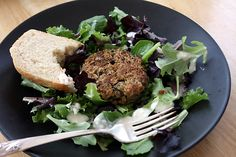 Foy Update: Mushroom Burgers - Vegetarian Recipe