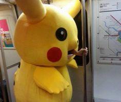 18 étranges rencontres faites dans le métro... Vous n'en croirez pas vos yeux!