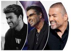 George Michael y Maravillosa sonrisa