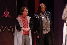 Hamlet in Klingon.