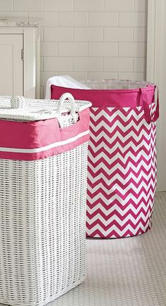 Pretty laundry hampers http://rstyle.me/n/envhxnyg6