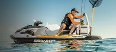 Sea-Doo FISH PRO | SPORT FISHING | Sea-Doo Watercraft | Sea-Doo US