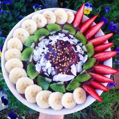 @CHLOESUN Acai Bowls