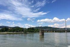 Hafenrundfahrt Linz | GoWithTheFlo Outdoor, Beach, Linz, Road Trip Destinations, Adventure, Places, Outdoors, The Beach, Beaches