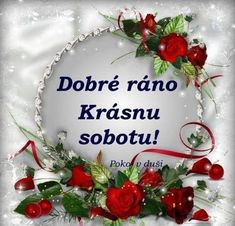 Christmas Wreaths, Christmas Bulbs, Happy Birthday Pictures, Good Morning, Night, Holiday Decor, Art, Buen Dia, Art Background