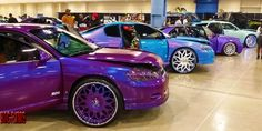 Dub Show Miami - Show Cars: Donks and Whips - Big Rims - Custom Wheels