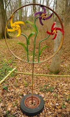 Welded Metal Projects, Welding Art Projects, Metal Crafts, Metal Welding, Metal Yard Art, Scrap Metal Art, Sculpture Art, Garden Sculptures, Recycled Art