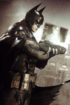 Batman Oracle - from the upcoming Batman: Arkham Origins game