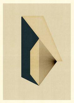 Abstract composition M119 - 60 x 84 cm.  Limited edition (20) - 2017 www.jesusperea.com shop.jesusperea.com