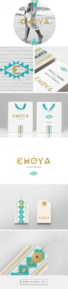 Choya Clothing Branding on Behance | Fivestar Branding – Design and Branding Agency & Inspiration Gallery