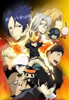 Katekyo Hitman Reborn! Mukuro, Gokudera, Dino, Lambo, I-pin, Tsuna, Ken, Chikusa, Reborn, Yamamoto, Lancia (Yes! I remembered him!), Hibari