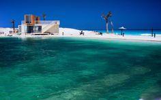 Container Lounge: Hacienda, North Coast Egypt, Summer 2012 | 2x20ft