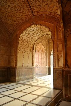 Morning Light, Badshahi Masjid, Lahore