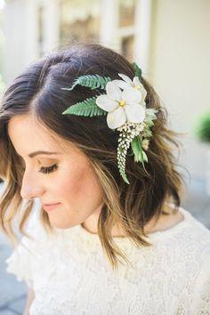 Natural Backyard Wedding Inspiration by Emma Natter and Lauren J Photography