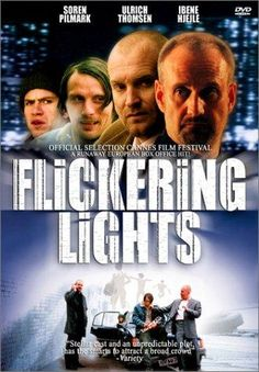 Directed by Anders Thomas Jensen.  With Søren Pilmark, Ulrich Thomsen, Mads Mikkelsen, Nikolaj Lie Kaas. Four small gangsters from Copenhagen trick a gangster boss: they take over 4,000,000 kroner which they were supposed to bring him. Trying to escape to Barcelona they are forced to stop in the countryside, in an old, wrecked house, hiding there for several weeks. Slowly, one after another, they realize, that they would like to stay there, starting a new life, renovating the house and ...