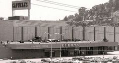 El Cerrito plaza - My mother would shop at Capwells Dept Store and sometimes eat at Kirbys.