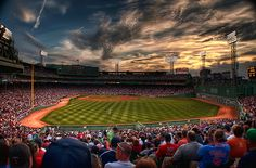 Boston Red Socks (Fenway Park)