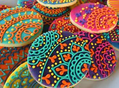 Hey, I found this really awesome Etsy listing at https://www.etsy.com/listing/245286620/custom-circle-lace-sugar-cookies-set-of