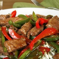 Excellent Pepper Steak Recipe