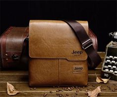 2017 Fashion Leather JEEP Bags