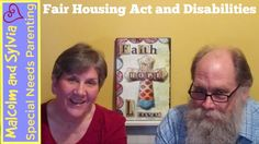 Join us as we discuss the #FairHousingAct and how it relates to people with #Disabilities  #specialneeds #specialneedsparenting #specialneedsfamily #disabilityissues