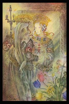 Fairy and fantasy art by Sulamith Wulfing. Links to posters, art prints, books. Fairy Pictures, Fairytale Art, First Art, Online Art Gallery, Retro, Painting & Drawing, Illustrators, Fantasy Art, Book Art