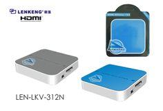 Mini Splitter HDMI 2 Portas Lenkeng - LEN-LKV312N